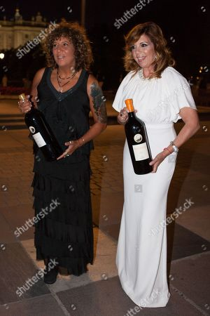 Editorial photo of 20th anniversary of Malleolus by Bodegas Emilio Moro, Madrid, Spain - 01 Oct 2019