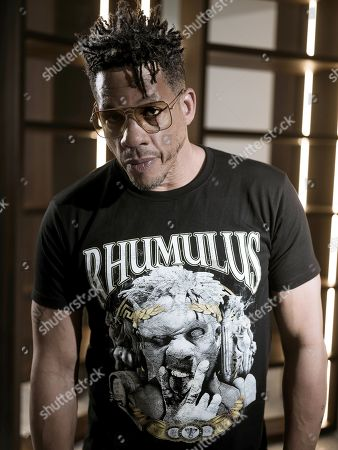 Editorial picture of Joeystarr, French rapper, France - 2019