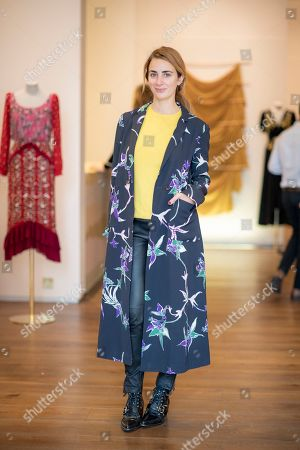 Editorial image of Saloni intimate lunch, London, UK - 03 Oct 2019