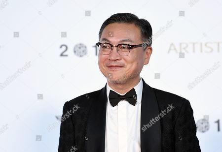 Stock Picture of Kim Eui-sung