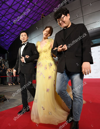 Cho Jung-seok, Im Yoona (Girls' Generation - Yoona) and Lee Sang-geun