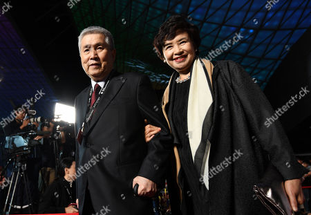 Editorial image of Opening ceremony, 24th Busan Film Festival, South Korea - 03 Oct 2019