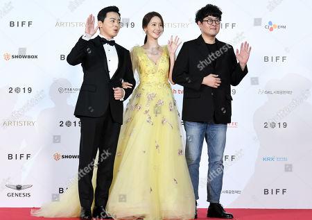 Cho Jung-seok, Im Yoona, Lee Sang-geun