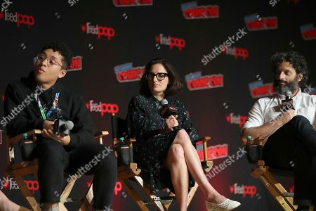 Editorial picture of 2019 Comic Con, New York, USA - 03 Oct 2019