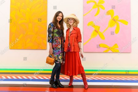 Aliona Adrianova and Basia Briggs