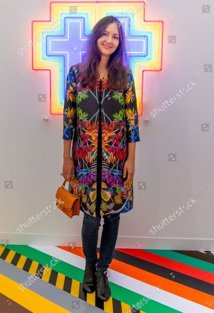 Editorial image of Frieze London VIP launch, UK - 02 Oct 2019