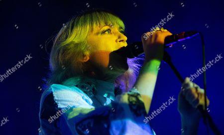 Helen Marnie - Ladytron