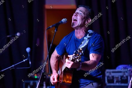 Editorial picture of Dennis Quaid in Concert - , Chicago, USA - 02 Oct 2019
