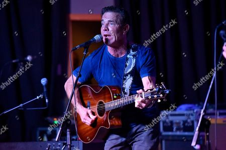 Editorial photo of Dennis Quaid in Concert - , Chicago, USA - 02 Oct 2019