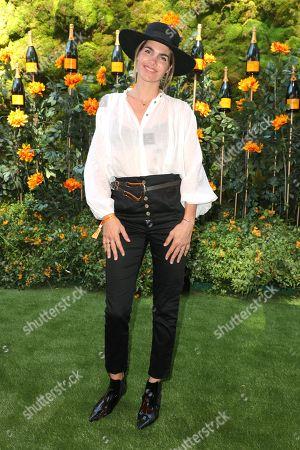 Stock Photo of Delfina Blaquier
