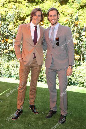Jordan Stenmark and Zach Stenmark