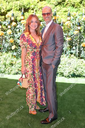 Editorial photo of Veuve Clicquot Polo Classic, Arrivals, Will Rogers State Park, Los Angeles, USA - 05 Oct 2019