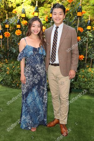 Editorial picture of Veuve Clicquot Polo Classic, Arrivals, Will Rogers State Park, Los Angeles, USA - 05 Oct 2019