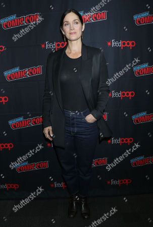Stock Image of Carrie-Anne Moss