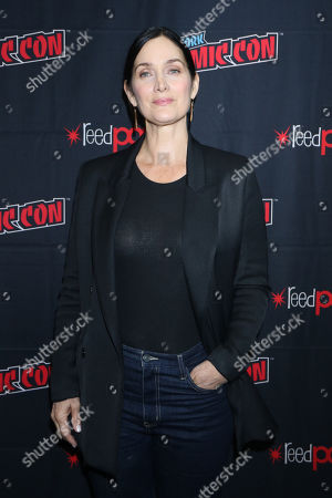 Stock Picture of Carrie-Anne Moss