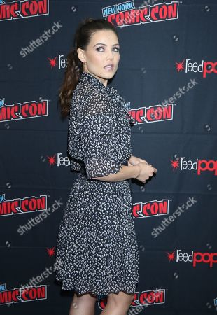 Editorial photo of 'Tell Me a Story' TV show panel, New York Comic Con, USA - 03 Oct 2019
