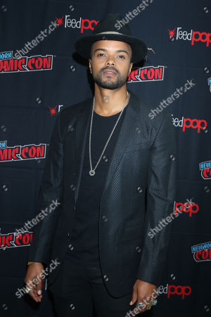 Editorial picture of 'Tell Me a Story' TV show panel, New York Comic Con, USA - 03 Oct 2019