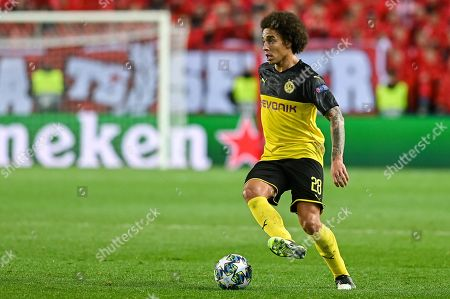 Axel Witsel from Borussia Dortmund in action during the match