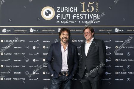 Editorial photo of 15th Zurich Film Festival, Switzerland - 03 Oct 2019