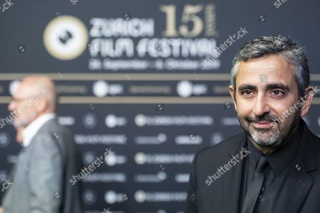 Olivier Nakache poses on the Green Carpet during the 15th Zurich Film Festival (ZFF) in Zurich, Switzerland, 03 October 2019. The festival runs from 26 September to 06 October 2019.