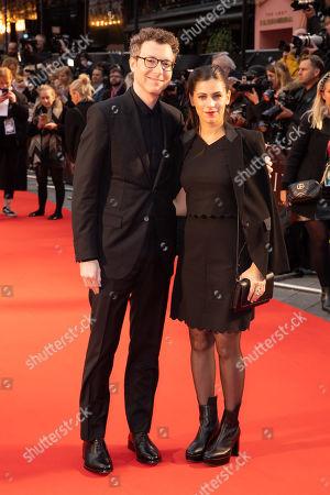 Nicholas Britell and Caitlin Sullivan