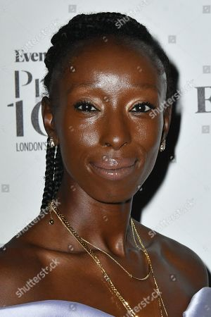 Stock Picture of Eunice Olumide