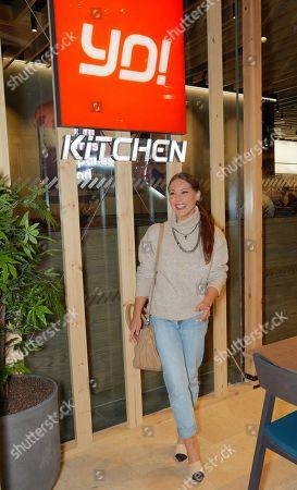Editorial photo of YO! Kitchen Launch Event, White City, London, UK - 03 Oct 2019