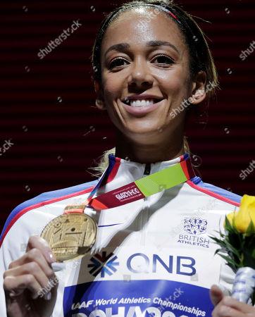 Editorial picture of Athletics Worlds, Doha, Qatar - 04 Oct 2019