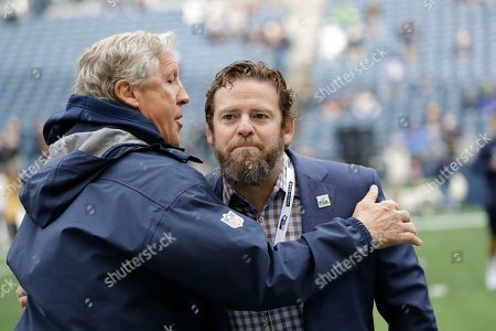 Editorial photo of Rams Seahawks Football, Seattle, USA - 03 Oct 2019