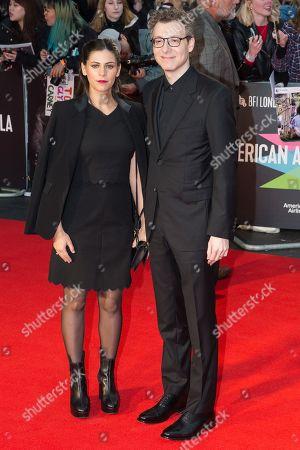 Caitlin Sullivan and Nicholas Britell