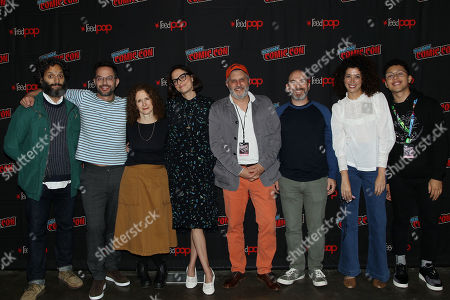 Editorial picture of NYCC: Netflix Presents: Big Mouth Panel, New York, USA - 03 Oct 2019