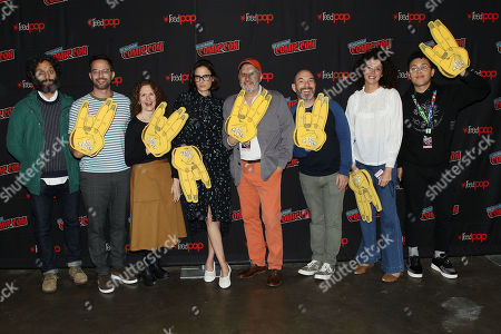 Editorial photo of NYCC: Netflix Presents: Big Mouth Panel, New York, USA - 03 Oct 2019