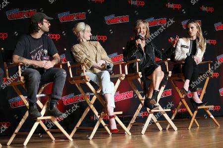 Nicholas Pesce (Director), Andrea Riseborough, Lin Shaye and Betty Gilpin