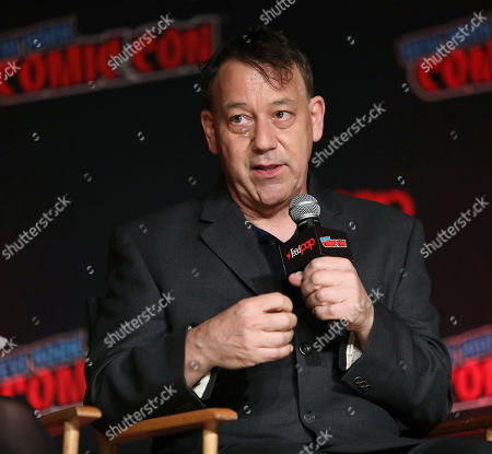 """Editorial picture of """"The Grudge"""" at New York Comic Con 2019, USA - 03 Oct 2019"""