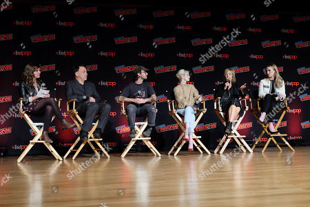 """Editorial photo of """"The Grudge"""" at New York Comic Con 2019, USA - 03 Oct 2019"""