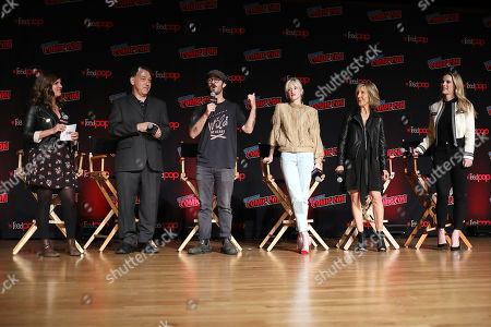 """Editorial image of """"The Grudge"""" at New York Comic Con 2019, USA - 03 Oct 2019"""