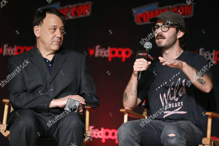 Sam Raimi (Producer) and Nicholas Pesce (Director)