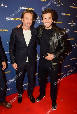 Benoit Magimel and Guillaume Canet