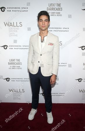 Editorial photo of 'WALLS: Defend, Divide, and the Divine Exhibit' opening, Arrivals, The Annenberg Space for Photography, Los Angeles, USA - 03 Oct 2019