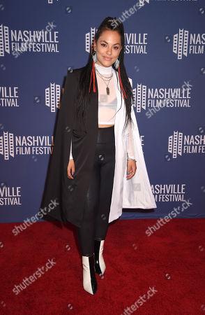 Editorial image of Nashville Film Festival, Day 1, USA - 03 Oct 2019