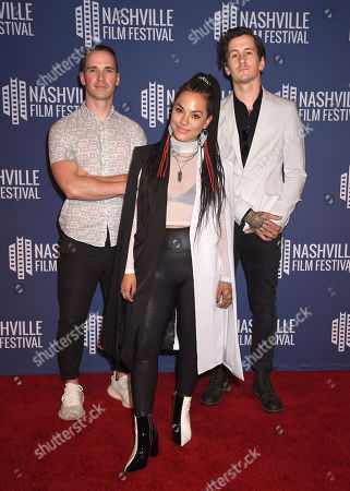 Stock Photo of Veridia - Brandon Brown, Deena Jakoub and Kyle Levy