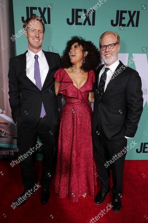 Jon Lucas, Writer/Director, Alexandra Shipp, Scott Moore, Writer/Director,