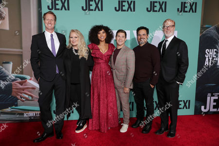 Editorial picture of CBS Films 'Jexi' film screening at Fox Bruin Theatre, Los Angeles, USA - 03 Oct 2019