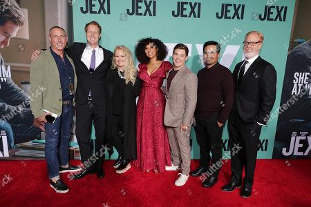 Editorial photo of CBS Films 'Jexi' film screening at Fox Bruin Theatre, Los Angeles, USA - 03 Oct 2019