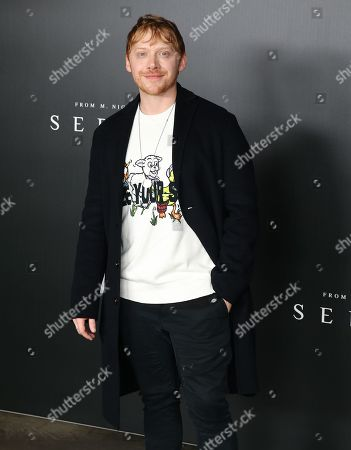 Stock Image of Rupert Grint