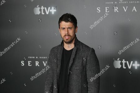 Editorial image of A Night with M. Night Introducing 'Servant' on Apple TV+, Hammerstein Ballroom, New York, USA - 03 Oct 2019