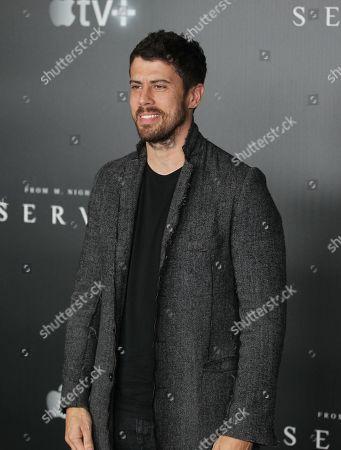 Editorial photo of A Night with M. Night Introducing 'Servant' on Apple TV+, Hammerstein Ballroom, New York, USA - 03 Oct 2019