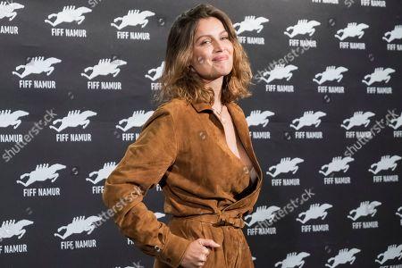 Editorial photo of International Francophone Film Festival of Namur, Belgium - 03 Oct 2019
