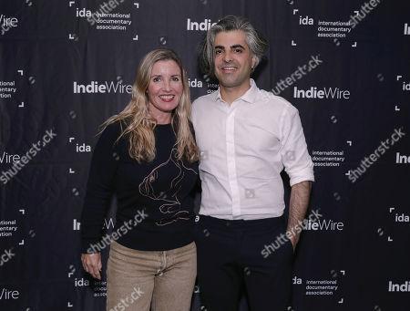 Christy Lemire and Feras Fayyad