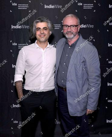 Stock Image of Feras Fayyad and Simon Kilmurry